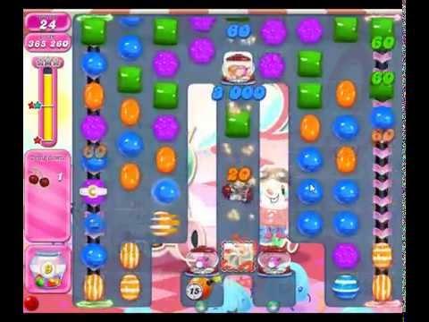 Candy Crush Saga Level 1126