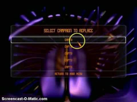 Jeff Wayne's War of the Worlds - Martian - Part 1 Crashing in the ...