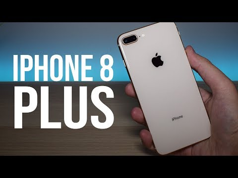 iPhone 8 Plus First Impressions!