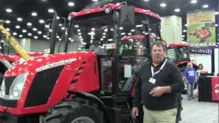Zetor Introduces New Major 80 HP Tractor