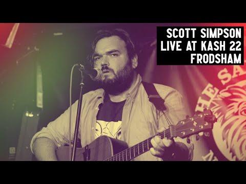 Scott Simpson - live
