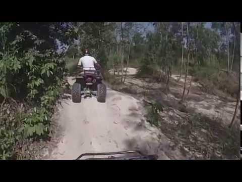 Thailand 2014 ATV Quadro Part5 Finish