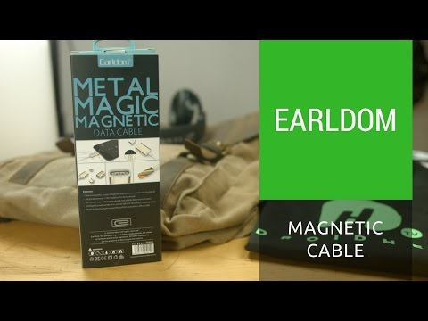 Earldom Metal Magnetic Cable