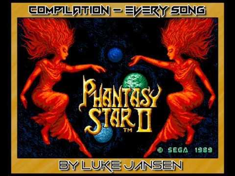Phantasy Star II - Compilation Remix