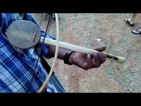 Unnoticed Talent, Bamboo Violin-Ektara