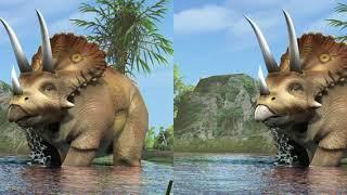 [CampVR] 014 The Cretaceous trip  - phim thực tế ảo