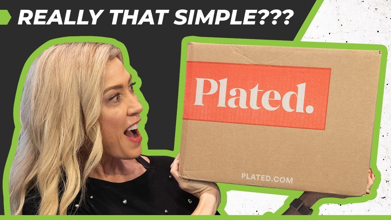 Download Plated Meal Delivery Review (Really THAT Easy???)