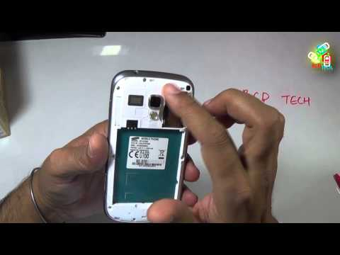 Unboxing and quick handon on Samsung Galaxy S Duos 2 GT-S7582