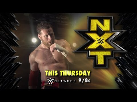 Check out WWE NXT this Thursday at 9 p.m. ET, only on WWE Network!