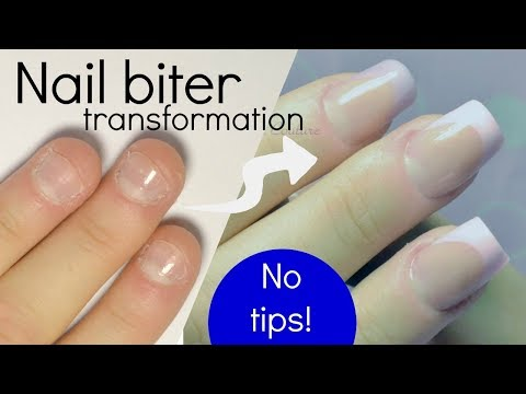 Nail Polish For Short Bitten Nails Hession Hairdressing