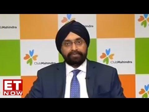 Kavinder Singh Of Mahindra Holidays Speaks On Q1 Highlights