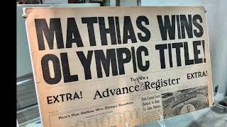 Bob Mathias: Olympic Hero, Hometown Legend Virtual Exhibit