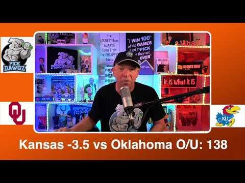 Kansas vs Oklahoma 3/11/21 Free College Basketball Pick and Prediction CBB Betting Tips