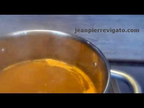 Soupe De Poisson Facile Et Rapide A Preparer Youtube
