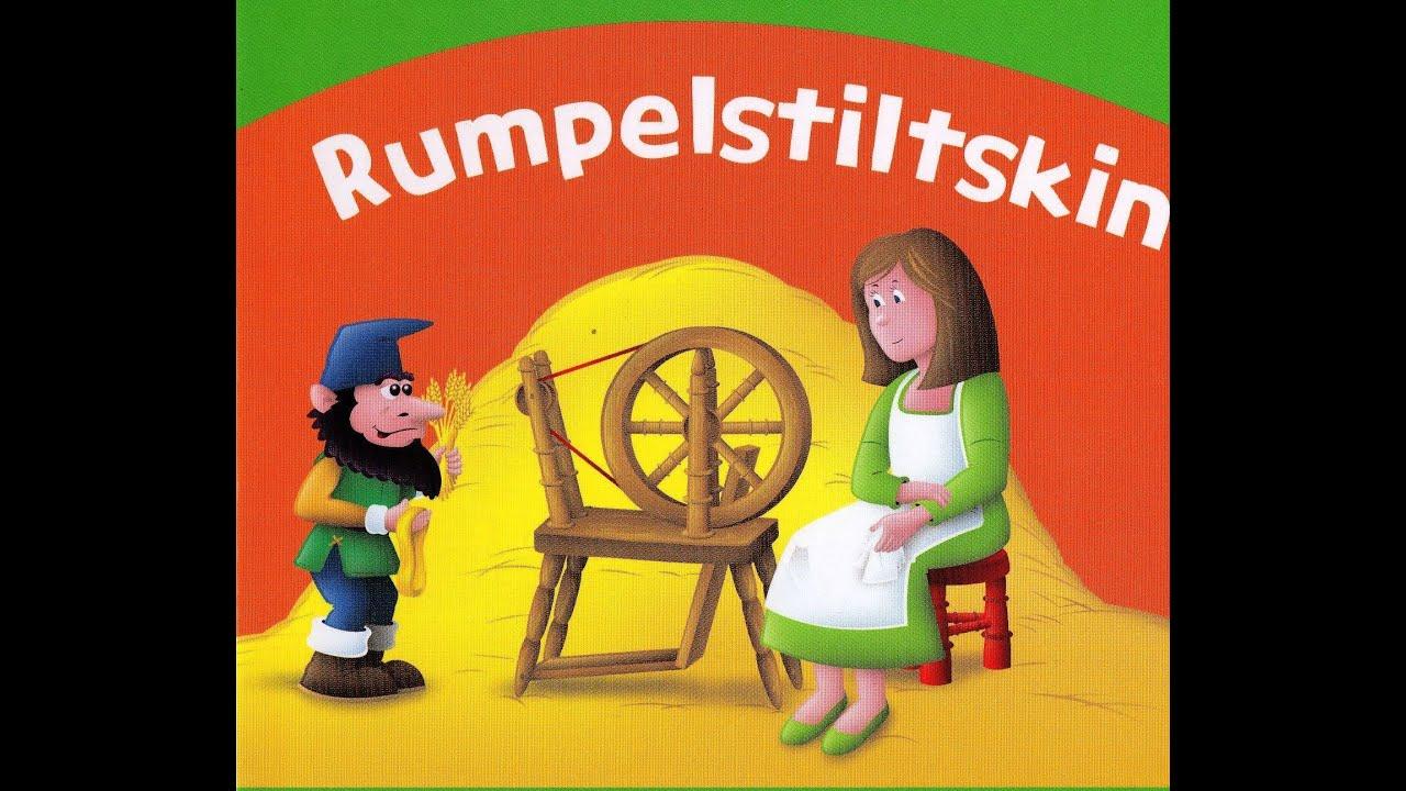 Rumpelstiltskin fairy tale story