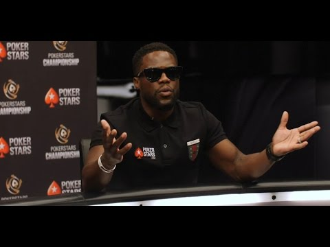 KEVIN HART PLAYS POKER?!?!?