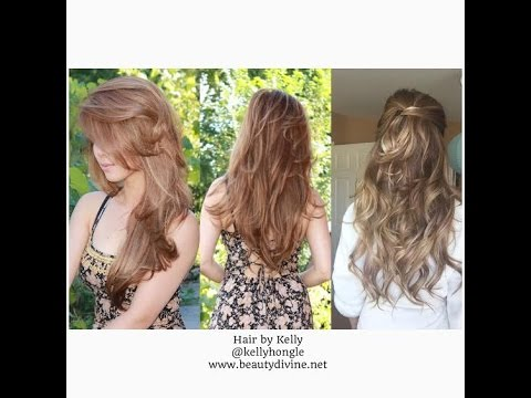 How to doput incut your own hair extensions from short to long how to doput incut your own hair extensions from short to long at home part 2 pmusecretfo Images