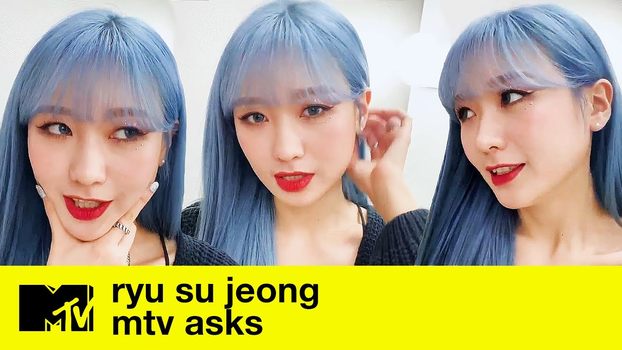 Ryu Su Jeong Chats About Lovelyz, Composing Music, and Her Solo Debut EP Tiger Eyes | MTV Asks