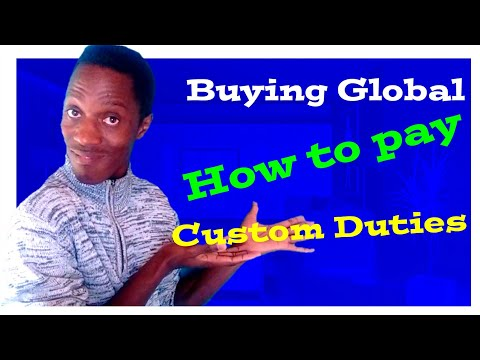 Importing Phones - Custom Duties How to pay | Shipping in South Africa | Buying Global