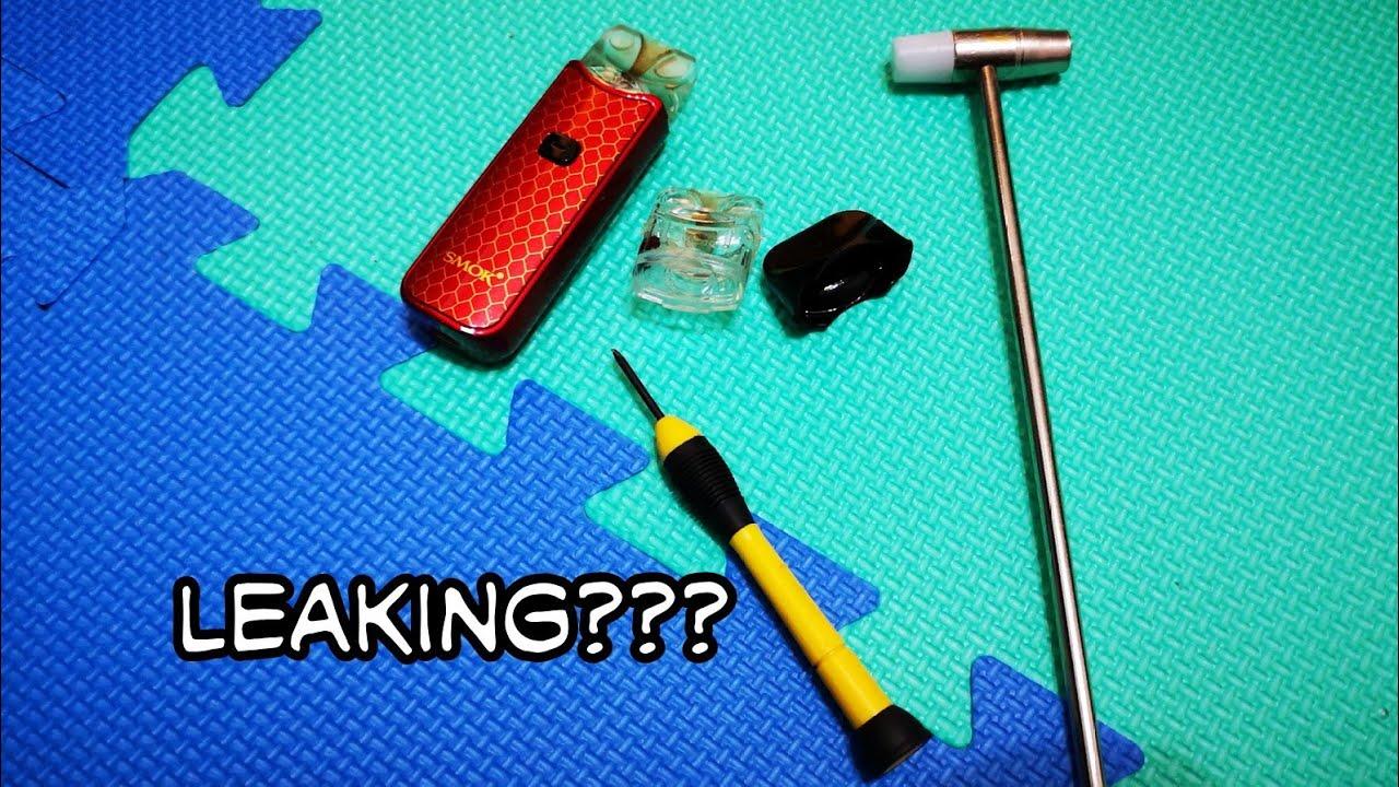 DIY - Smok Nord Leaking Solved
