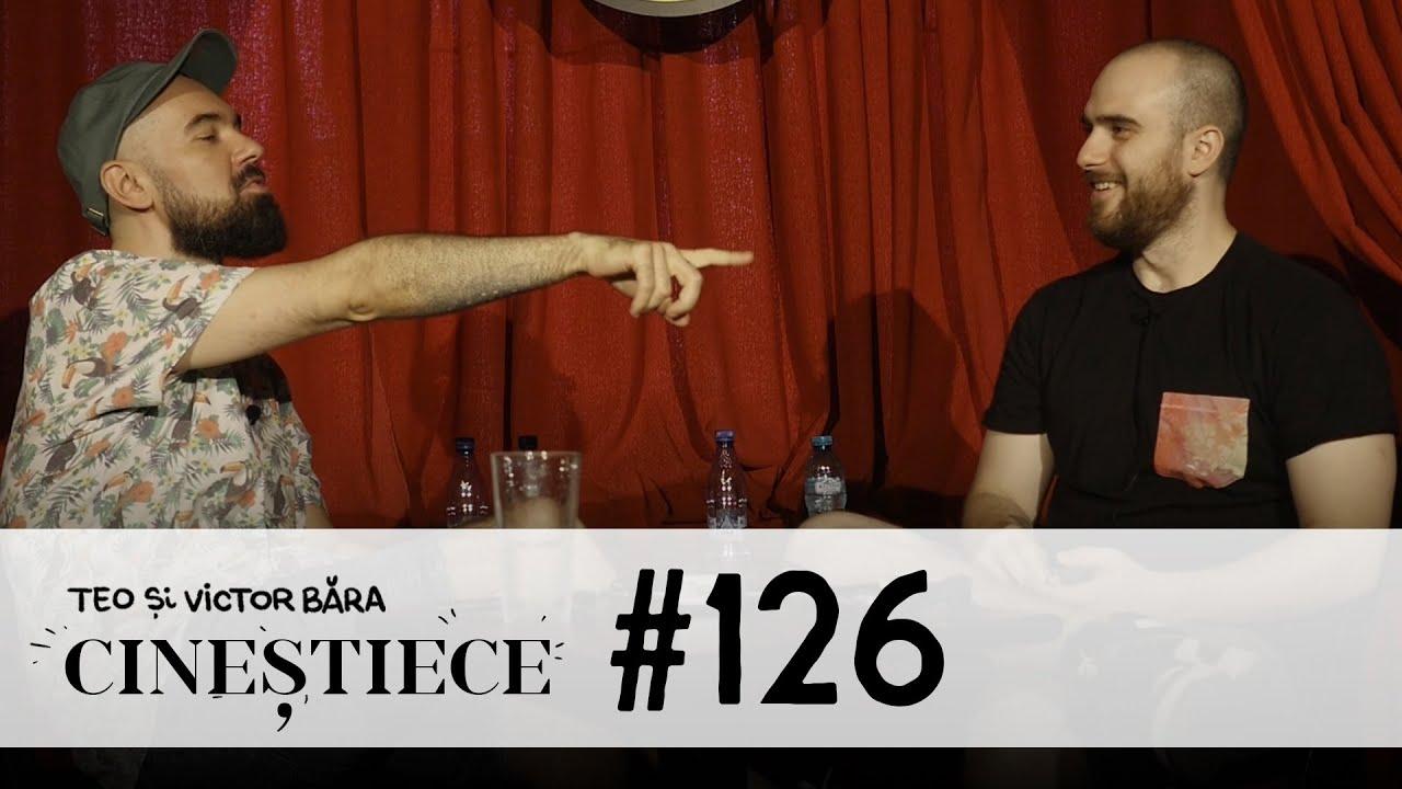 #126 | Bufet suedez spiritual | CINEȘTIECE Podcast cu Teo și Victor Băra