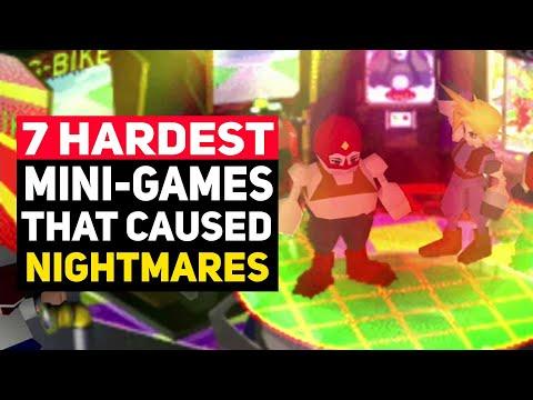 7 Hardest Mini-Games We Hope To Never Play Again