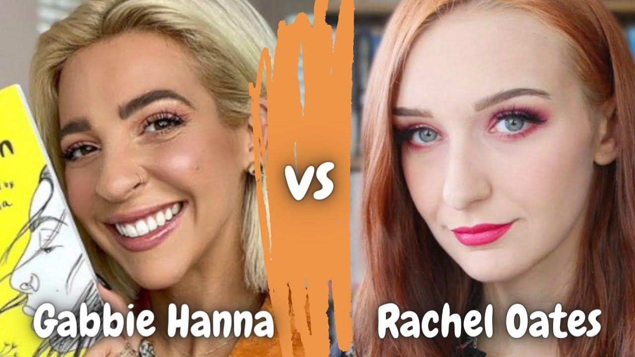 Gabbie Hanna VS Rachel Oates   backstory + updates (spoiler alert: gabbie hanna is a hypocrite)
