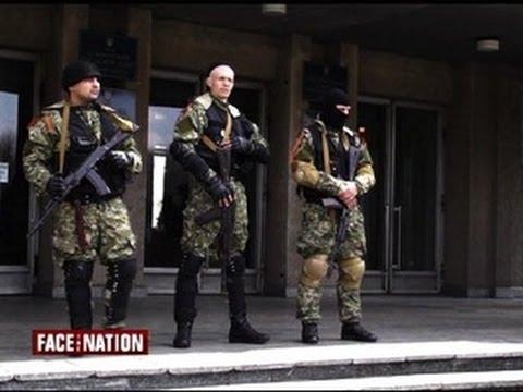 Pro-Russian separatists take European observers hostage in Ukraine