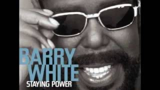 Barry White - Staying Power (1999) - 01. Staying Power
