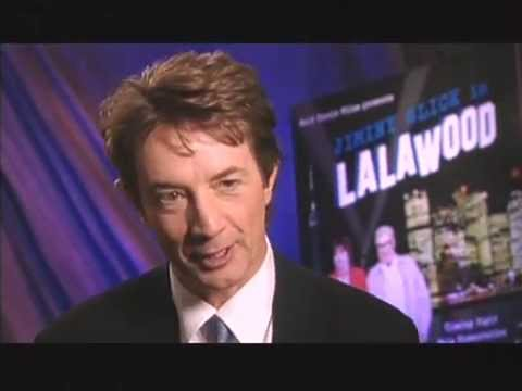 Jimini Glick, Martin Short on Startstruck