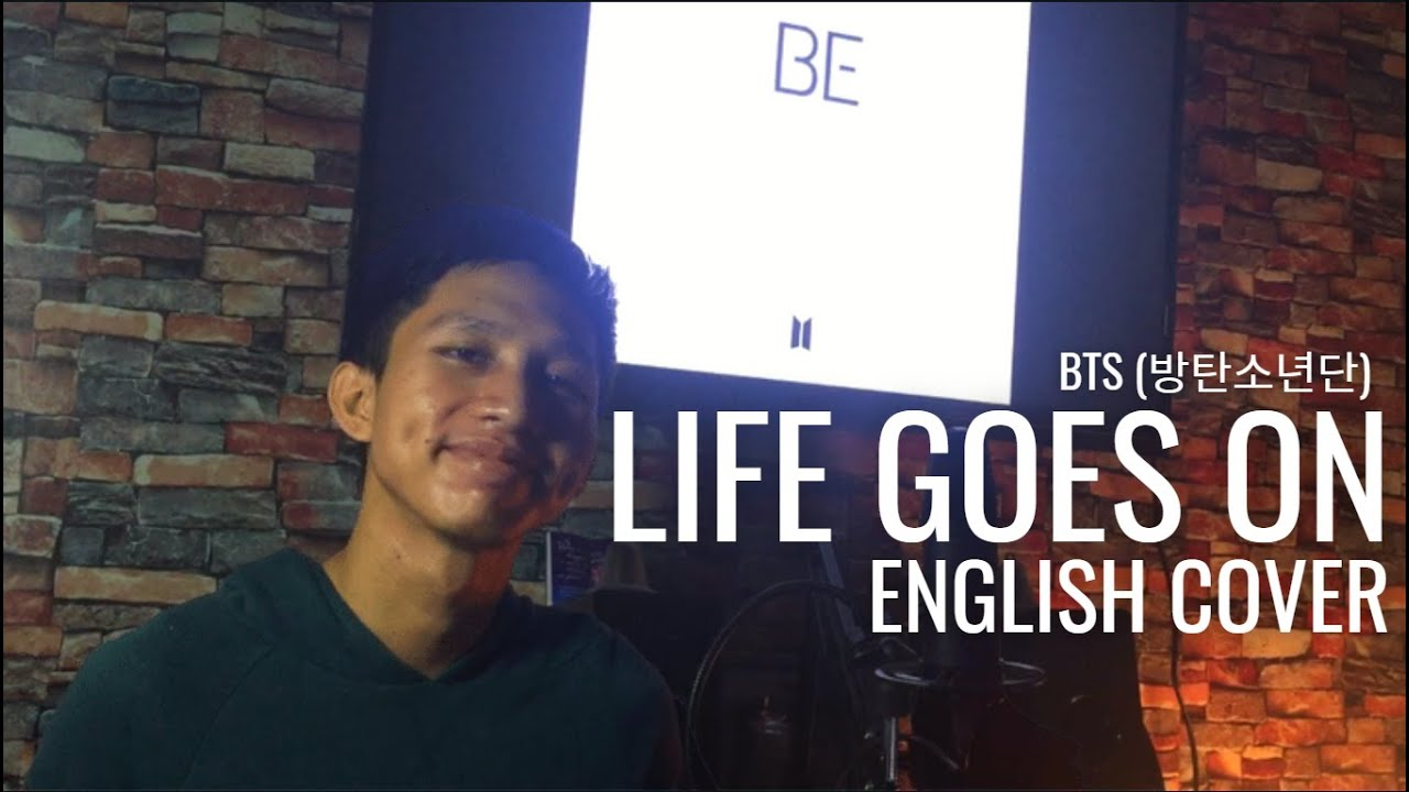 BTS (방탄소년단) 'Life Goes On' | English Cover