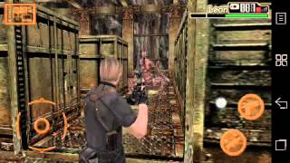 Resident Evil 4 Android Mission 19:U-3