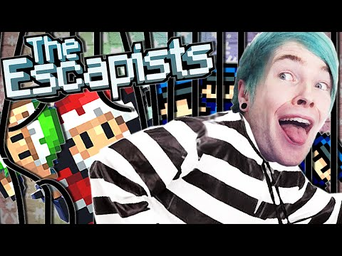 The Escapists | I'M ESCAPING!! #10