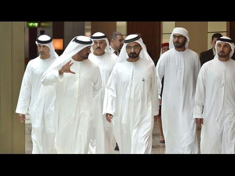 محمد بن راشد يتفقد مرافق في مطار دبي الدولي