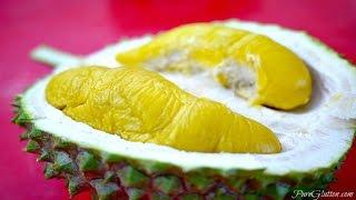 RTU Random: Freeze Dried Durian Fruit Review