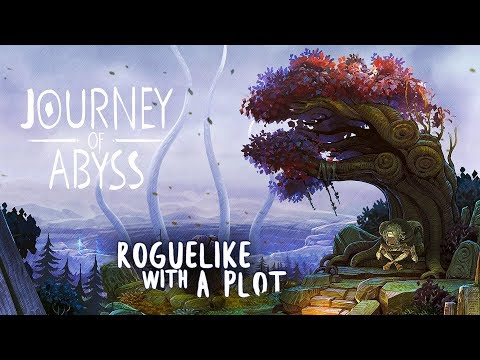 Journey Of Abyss Android IOS Gameplay. Roguelike With A Plot