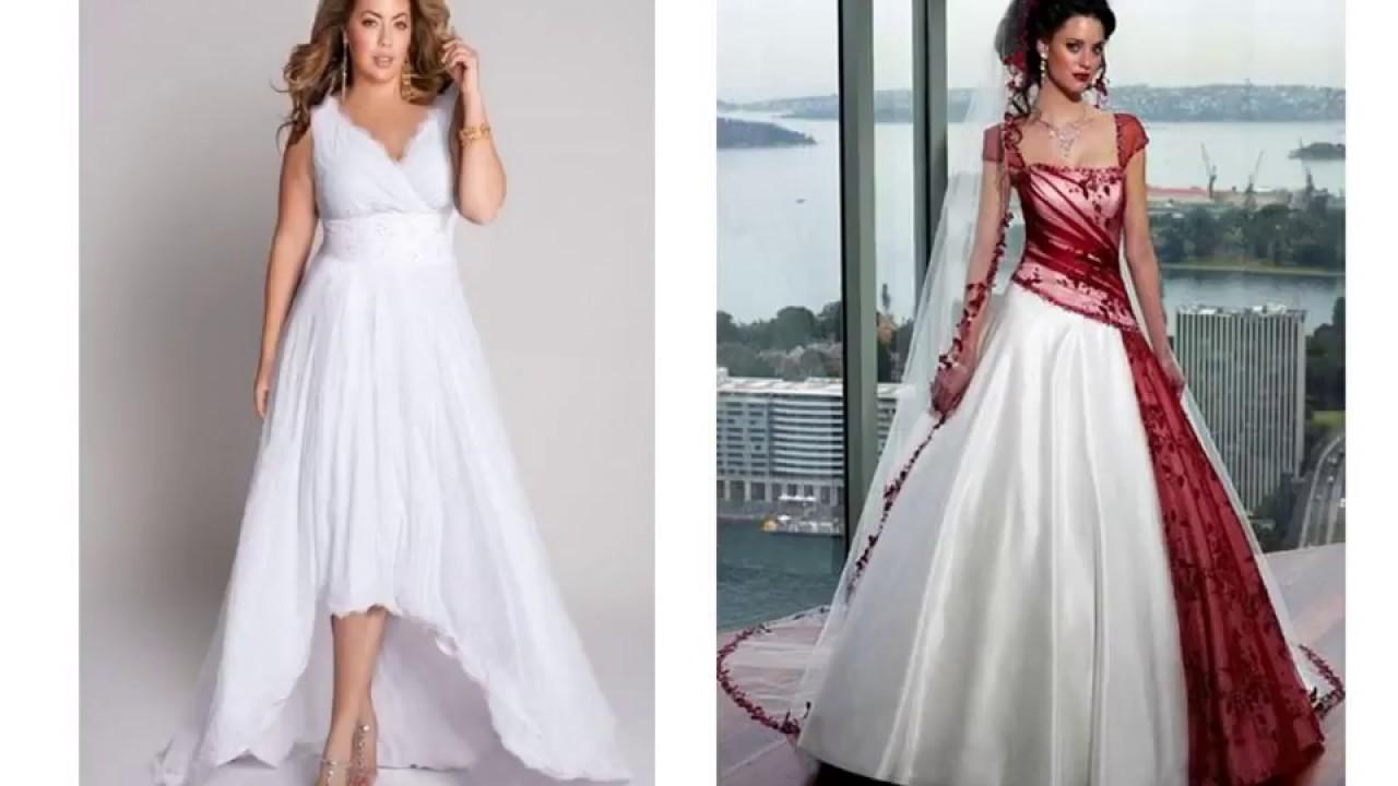 Hawaiian Wedding Dresses Plus Size