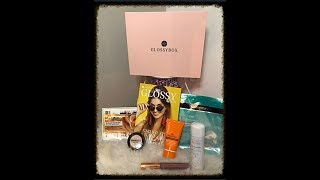 Glossy Box August 2018 Girls Just Wanna Have Sun