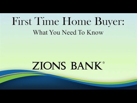 First Time Home Buyer: What You Need To Know [Webinar]