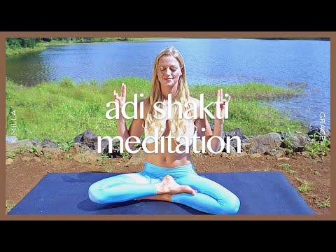 Kundalini Yoga For Fertility: Adi Shakti Meditation For Vitality | KIMILLA