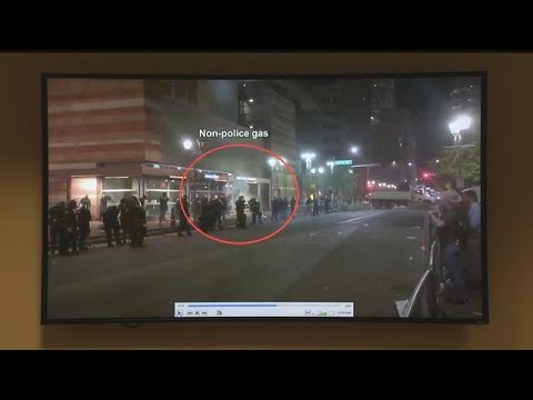 RAW VIDEO: Phoenix PD does play-by-play of video of unruly anti-Trump protest