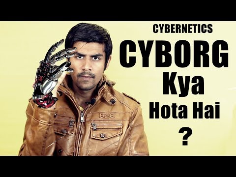 Robot + Human ? | What is Cybernetics & Robo-Roach | Explained In Detail