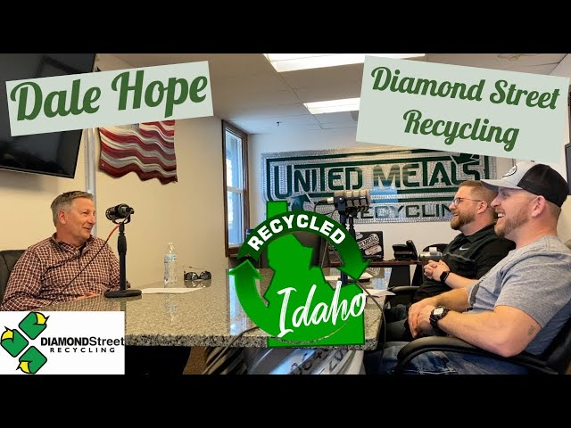 Recycled Idaho - Dale Hope of Diamond Street Recycling