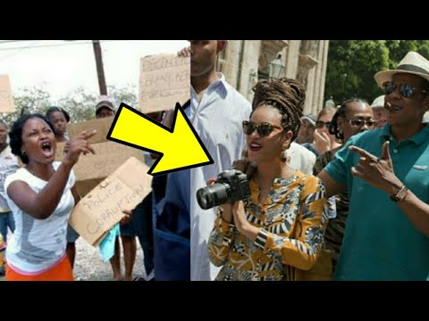 Beyonce & Jay Z Goes INSIDE The GHETT0 Of Jamaica | Foota Hype Apologize To All His ENEMlES!!