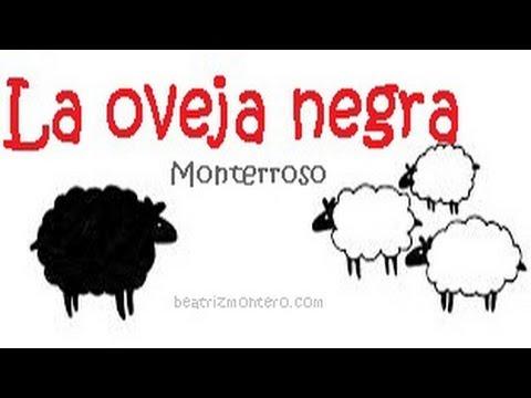 La oveja negra de Augusto Monterroso - Cuentos cortos para adultos - Microcuentos