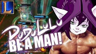DuduLulu - BE A MAN! (Doom Bots V)