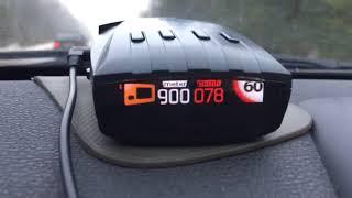 street Storm STR-9900EX и измеритель Автодория