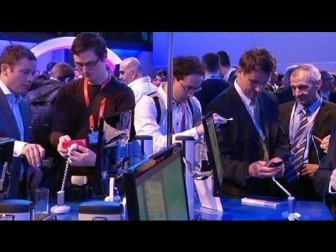 Mobile phone sales down in 2012 says Gartner