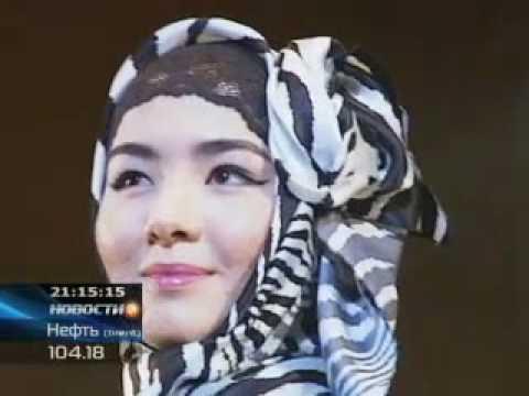 Акции протеста мусульман в Батуми против демонтажа минарета - YouTube