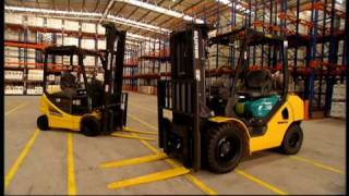 Forklift Safety Training DVD: Safe Operation & Accident Prevention - Safetycare Lift Trucks